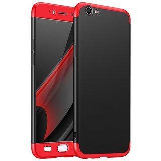 Vivo V5 Plain Cases 2Bro - Red