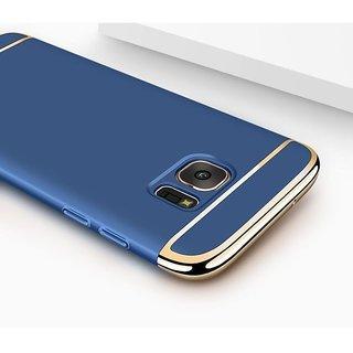 Samsung Galaxy J7 Prime Plain Cases ClickAway - Blue