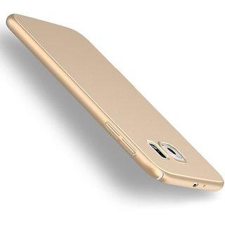 samsung Galaxy S7 Edge Plain Cases DEV - Golden
