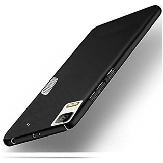 Lenovo K3 Note Plain Cases ClickAway - Black
