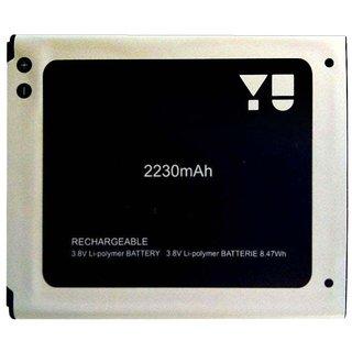 YU Yuphoria 2230 mAh Battery by Adquid