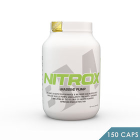 BIG MUSCLES NITROX 150 CAPS