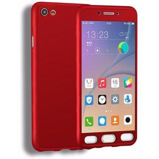 Oppo F1s Plain Cases Mercator - Red