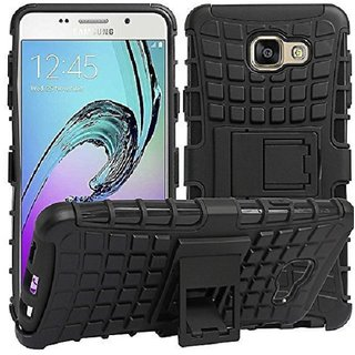 Samsung Galaxy C9 Pro Shock Proof Case CELZO - Black