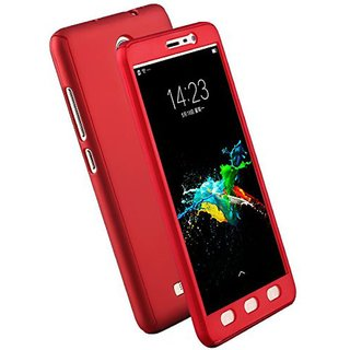 Oppo F1s Plain Cases Doyen Creations - Red