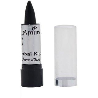 AMURA Herbal Kajal Dry Pure Bliss 3GRM