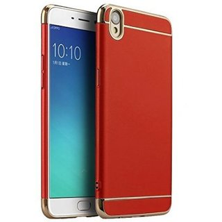 Oppo F1 Plus Plain Cases 2Bro - Red