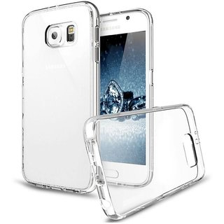 Samsung Galaxy Note5 High Quality Soft Silicone Transparent Back Case Cover