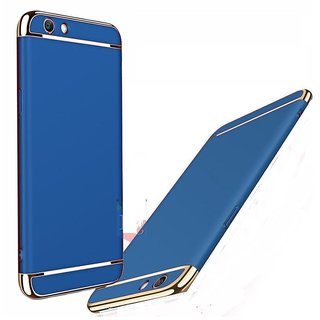 Vivo Y53 Plain Cases 2Bro - Blue