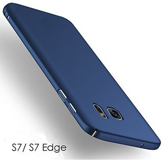 Samsung Galaxy S7 Edge Cover by PKSTAR - Blue
