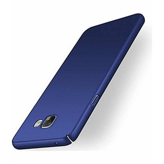 Samsung Galaxy A7 2016 Plain Cases Coverup - Blue