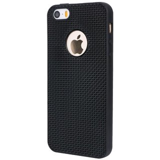 Vivo Y55L Plain Cases My Style - Black