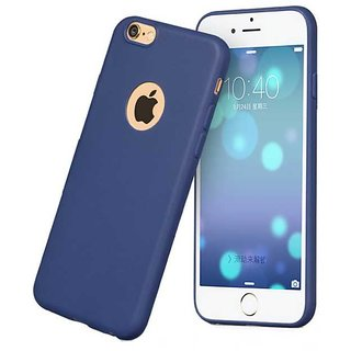 RayKay Premium Blue Back Cover For iPhone 6S