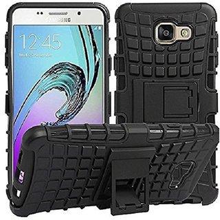 Samsung Galaxy C9 Pro Shock Proof Case SpectraDeal - Black
