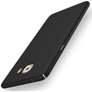 Samsung J7 Max Plain Cases ClickAway - Black