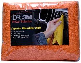 CAR MICROFIBER CLOTH -ORANGE
