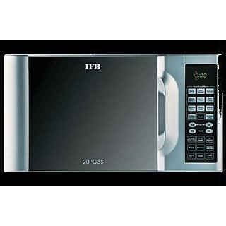 Ifb 20pg3s Grill Microwave Oven 20 Liters Microwaves