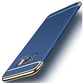 Galaxy S8 Plus Plain Cases 2Bro - Blue