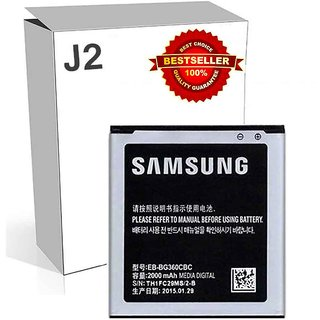 Samsung Galaxy j2 2000 mAh Battery by Sargam