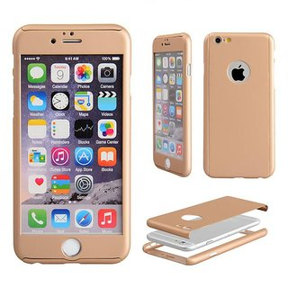 Apple iPhone 6 Cover by Click n PICK - Golden