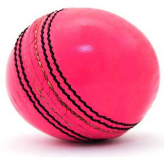 PC CLUB  pink leather ball pack of 1 piece PC8900258