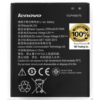 Lenovo A6000 2300 mAh Battery by SaraLe