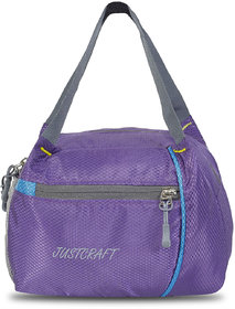 Justcraft Lion Lite Purple Lunch Bag