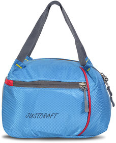 Justcraft Lion Sky Blue Lunch Bag