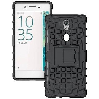 Gionee A1 Shock Proof Case iCopertina - Black