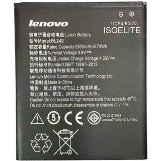 Lenovo A6000 Plus 2300 mAh Battery by Isoelite