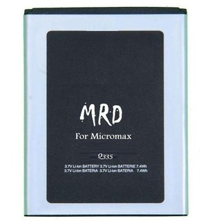 Micromax Bolt Q335 1650 mAh Battery by MRD