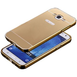 Samsung Galaxy On8/J7 2016 Cover by 2Bro - Golden