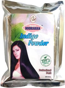 Natural Herbal Black Henna Powder 200gm