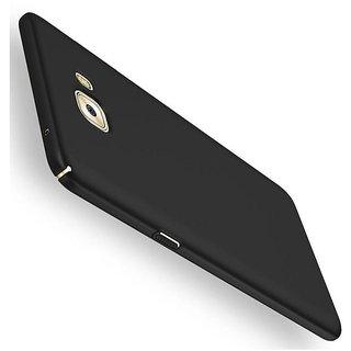Samsung Galaxy J7 Max Plain Cases 2Bro - Black