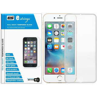 ESTRINGS REAL SMART  PREMIUM TEMPERED GLASS SCREEN PROTECTOR FOR IPHONE 6