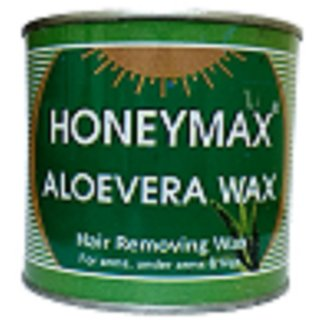 Honey Max Aloe Vera WAX Hair Removing WAX For Arms, Under Arms  Legs