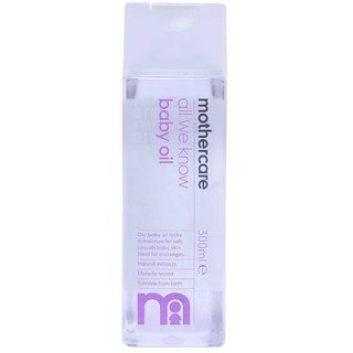 Mothercare Baby Oil 300 Ml
