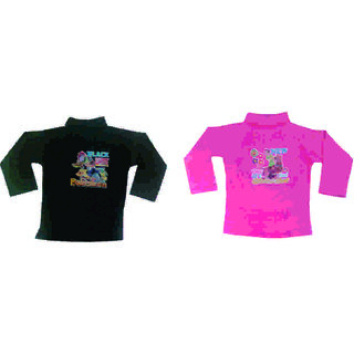 Omshree High Neck Tees Pack of 2
