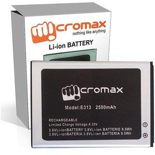 Micromax Canvas Xpress 2 E313 2500 mAh Battery by Htptech