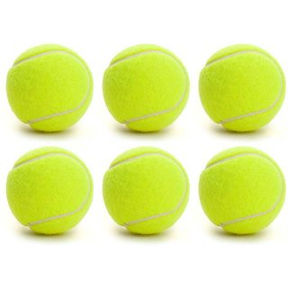 Tahiro Green Tennis Ball - Pack Of 6