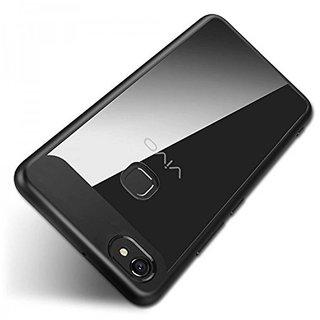 vivo V7 plus Plain Cases TBZ - Black