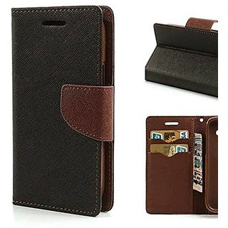 OPPO A71 2018 Flip Cover by ClickAway - Brown