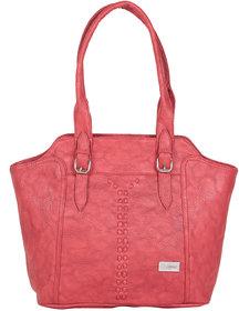 Zornna Women's Red Shoulder Bag
