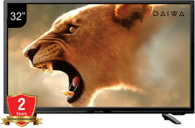 Daiwa D32C2 32 inches(81.28 cm) HD Ready Standard LED TV