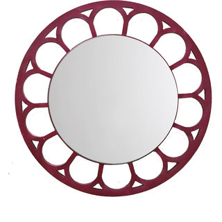 Aasra Decor SunFlower Mirror