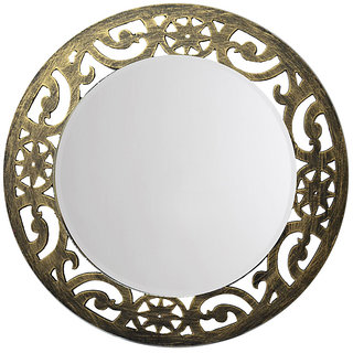 Aasra Decor Eclectic Mirror