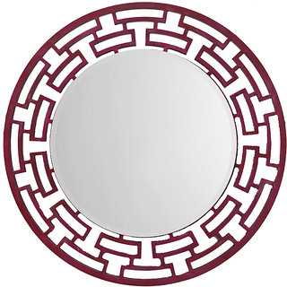 Aasra Decor ChainLink Mirror
