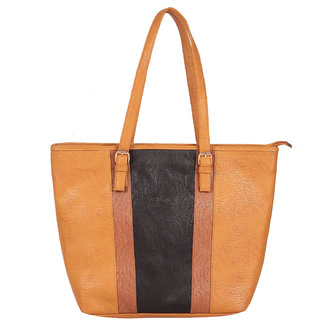 Zornna Women's Yellow Shoulder Bag