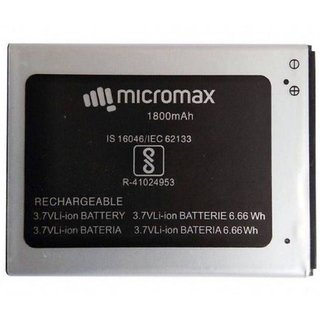 Micromax Vdeo 2 Q4101 1800 mAh Battery by ClickAway
