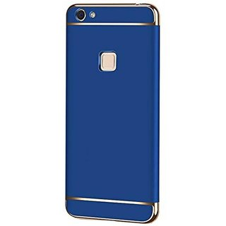 vivo V7 plus Plain Cases ClickAway - Blue